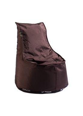 X-POUF - Sækkestol - X Kids Chair PVB - Brun