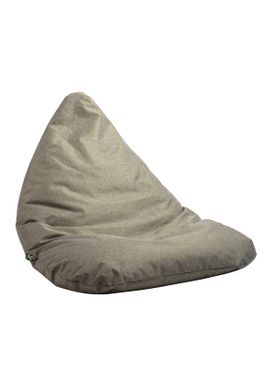 X-POUF - Bean Bag - X-TRIANGLE Pu Coated - Green