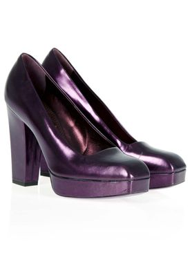 232323 Stilettos Purple