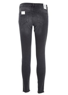 Zoe Karssen - Jeans - Worn and Torn Jeans - Vasket Sort