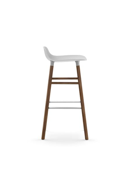 Form barstool 75 cm chair normann copenhagen for Barhocker normann copenhagen