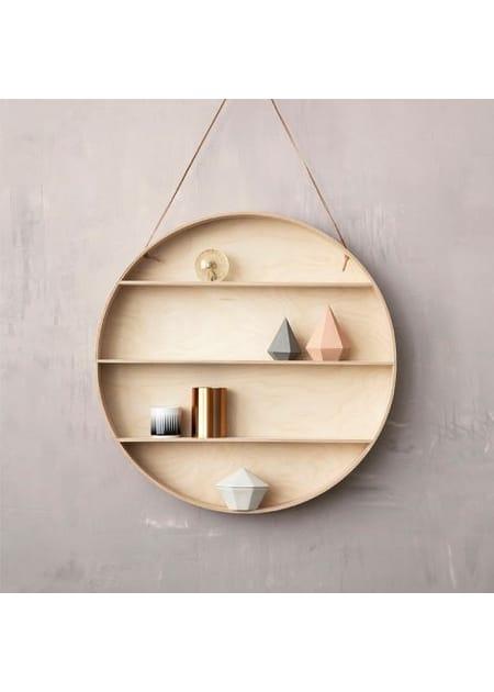round dorm hylde ferm living. Black Bedroom Furniture Sets. Home Design Ideas