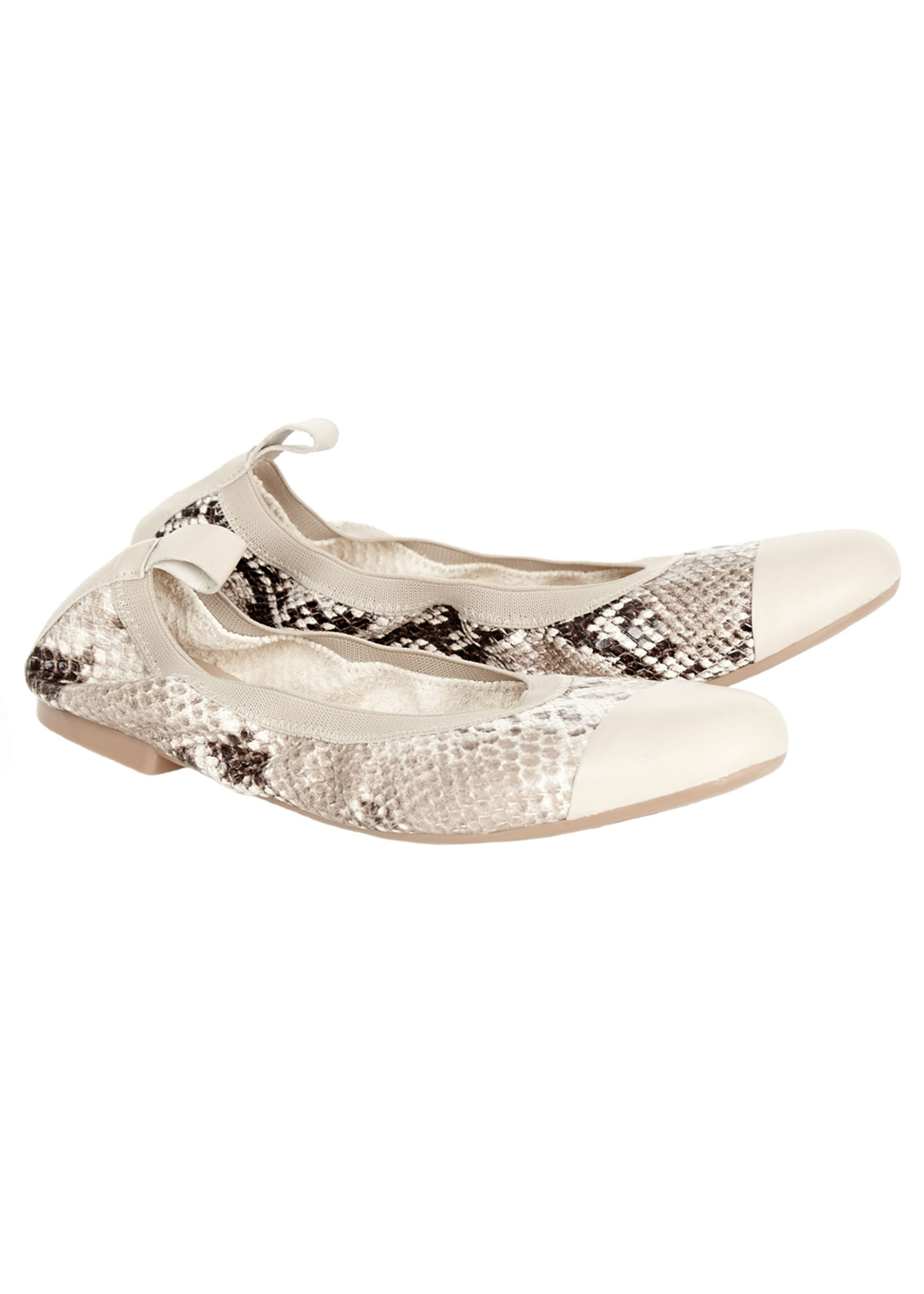 Aicha elastic leather snakeprint