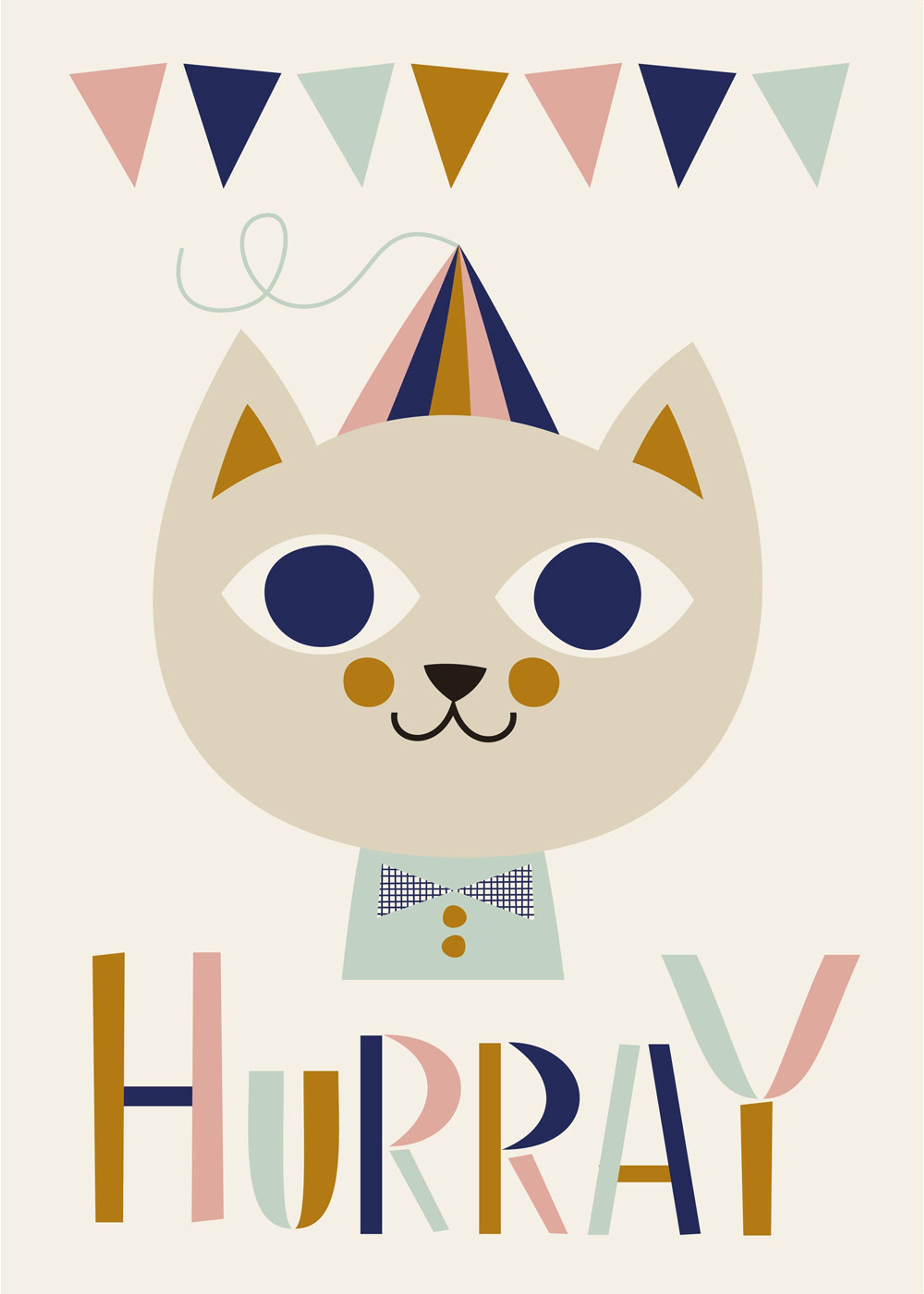 Mr. cat poster