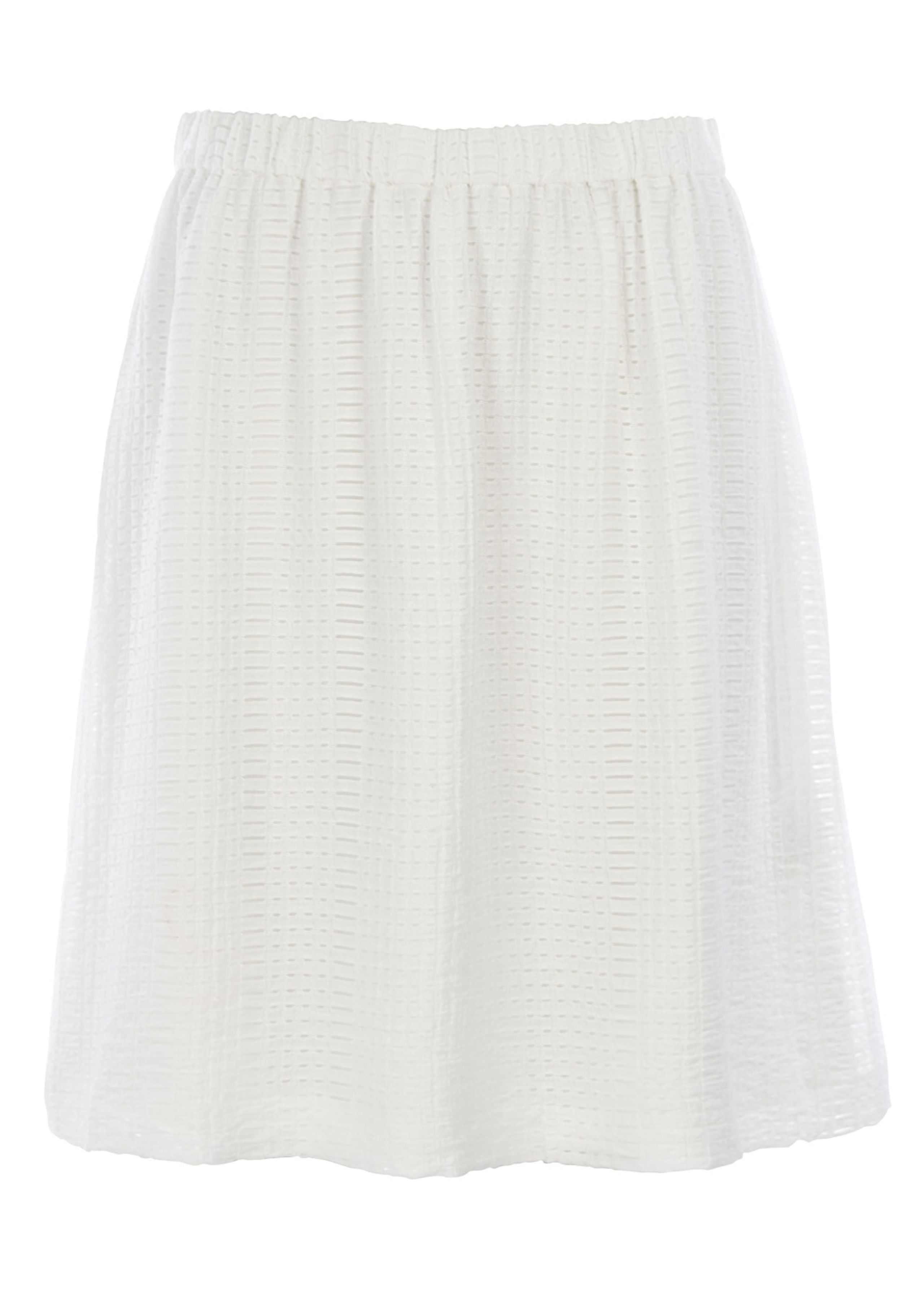 Structure skirt lace