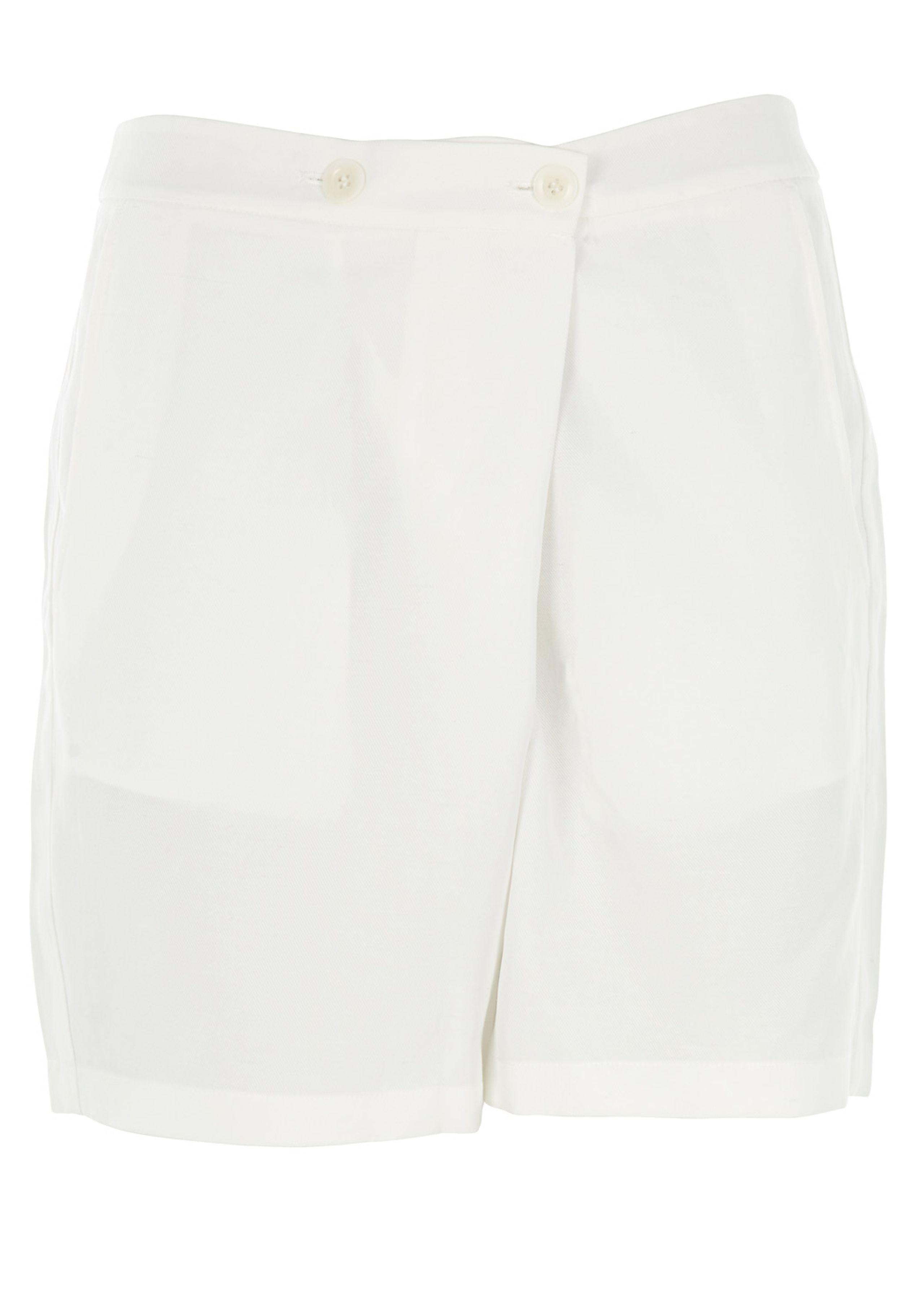 Wrap summer shorts