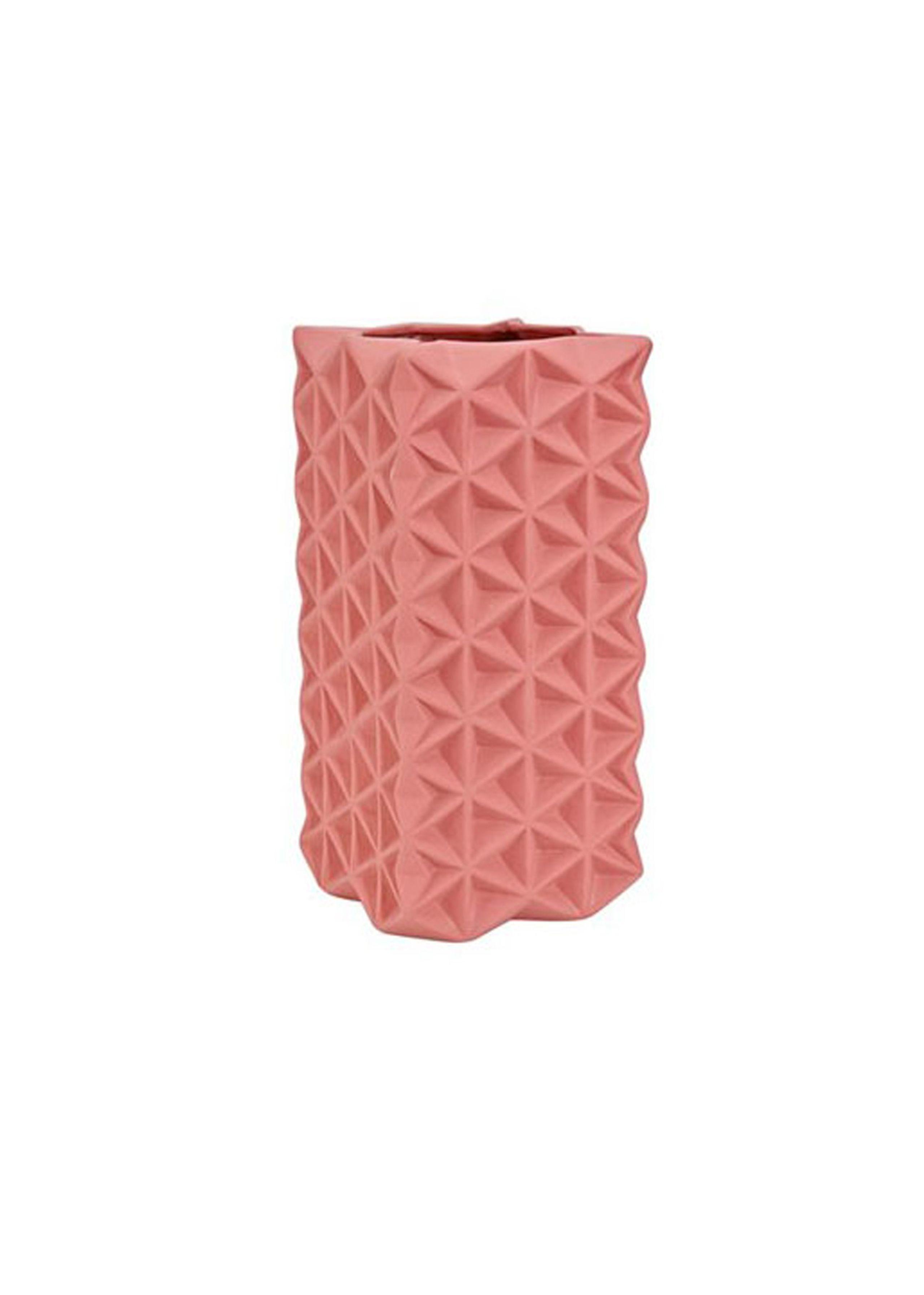 Grid vase - tall