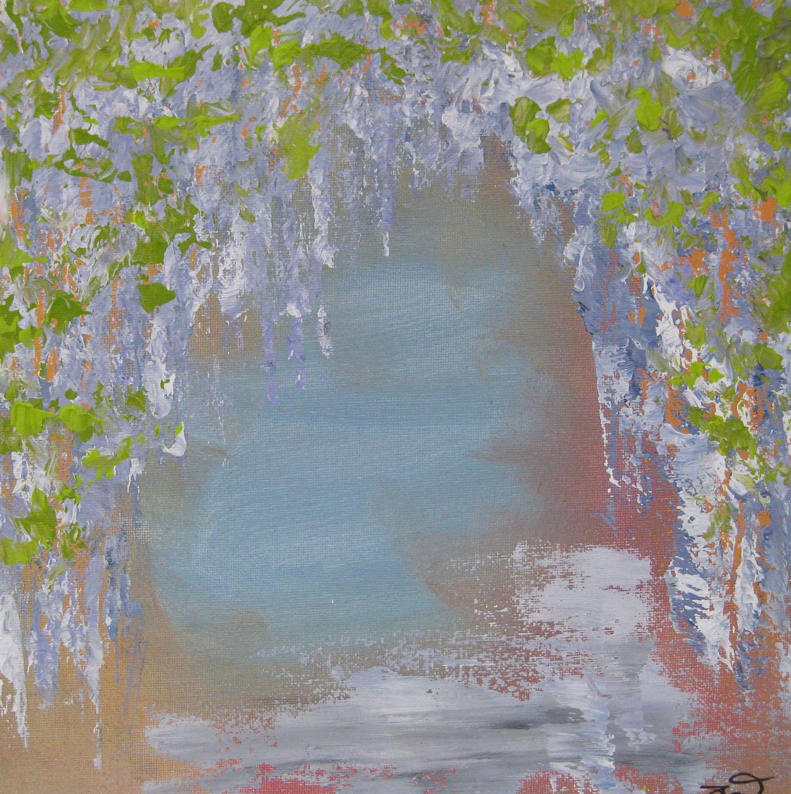 Adventurous wisteria