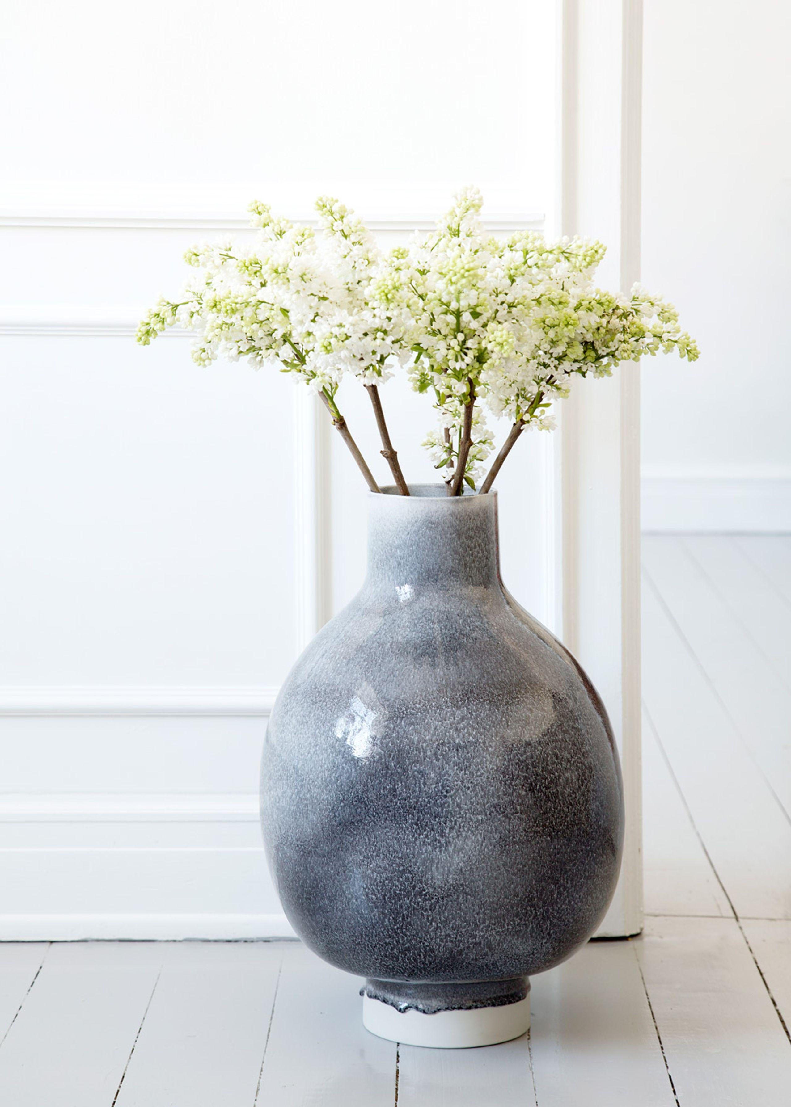 unico gulvvase vase k hler. Black Bedroom Furniture Sets. Home Design Ideas