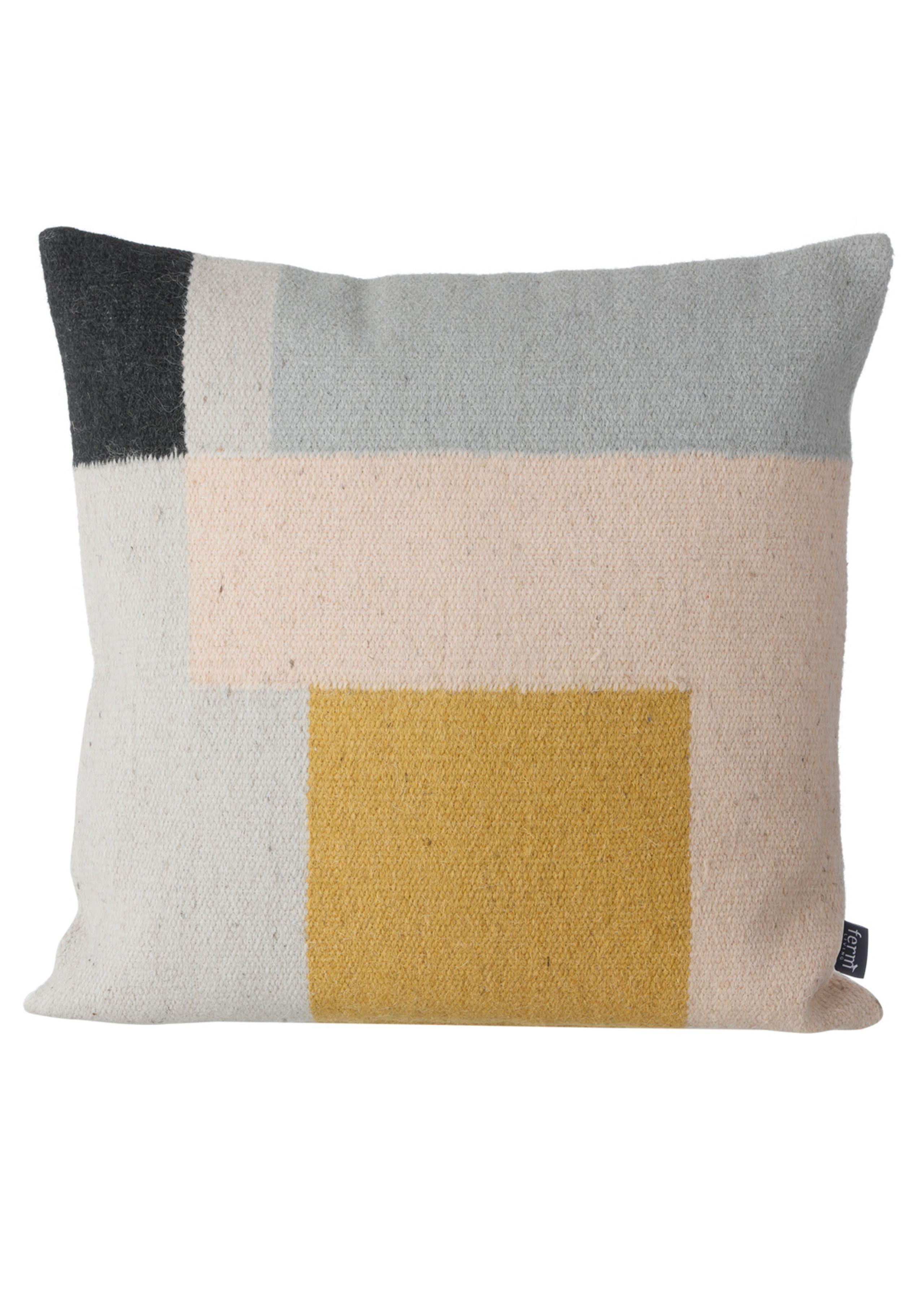 Kelim cushion squares