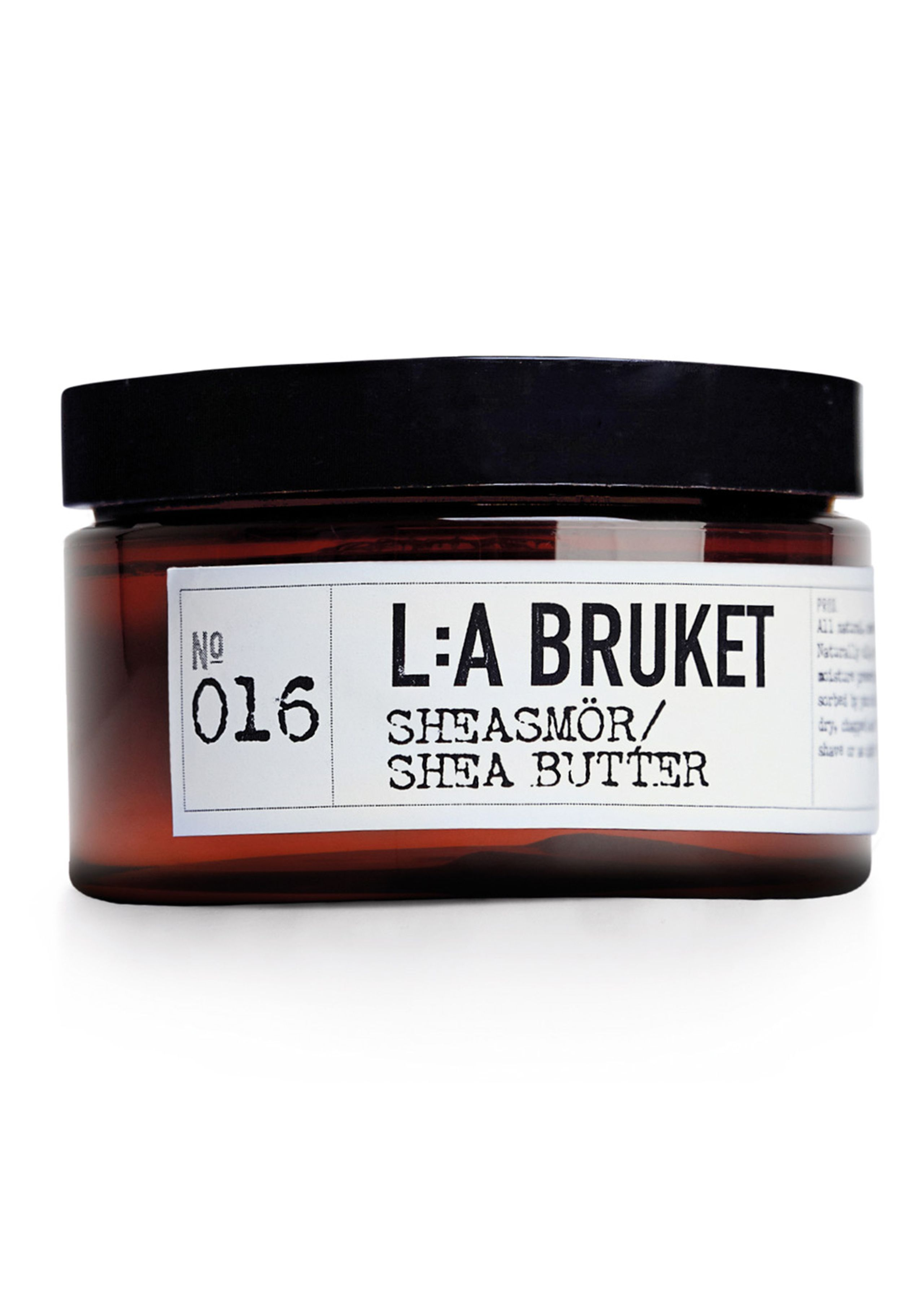 No. 016 shea butter natural