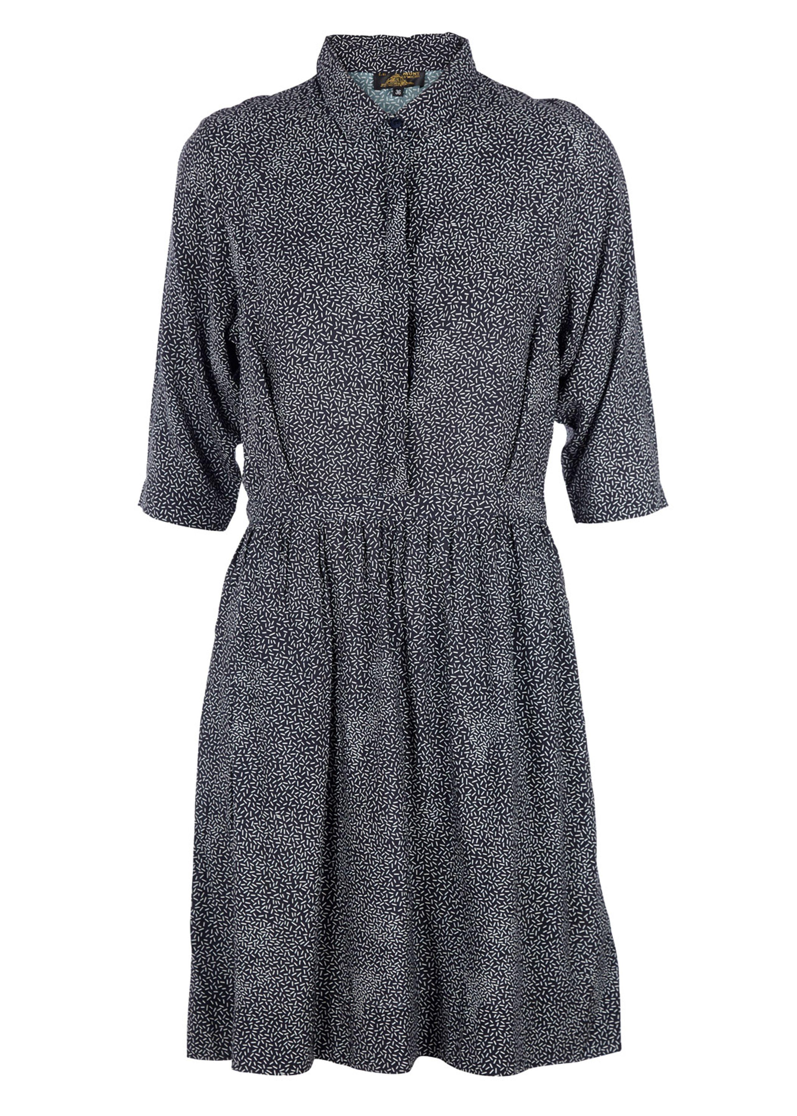 Stick print dress