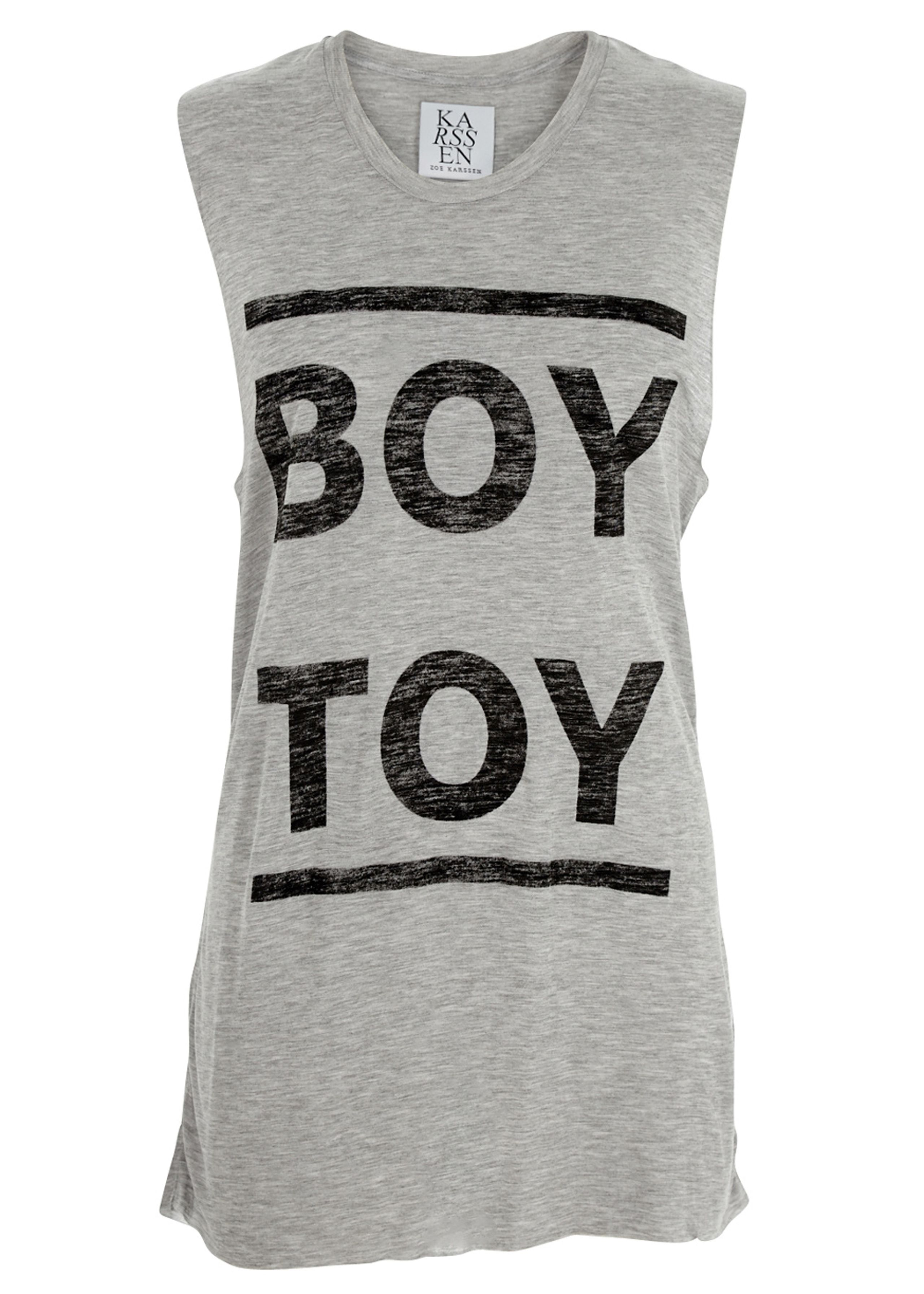 Loose fit muscle tank boy toy
