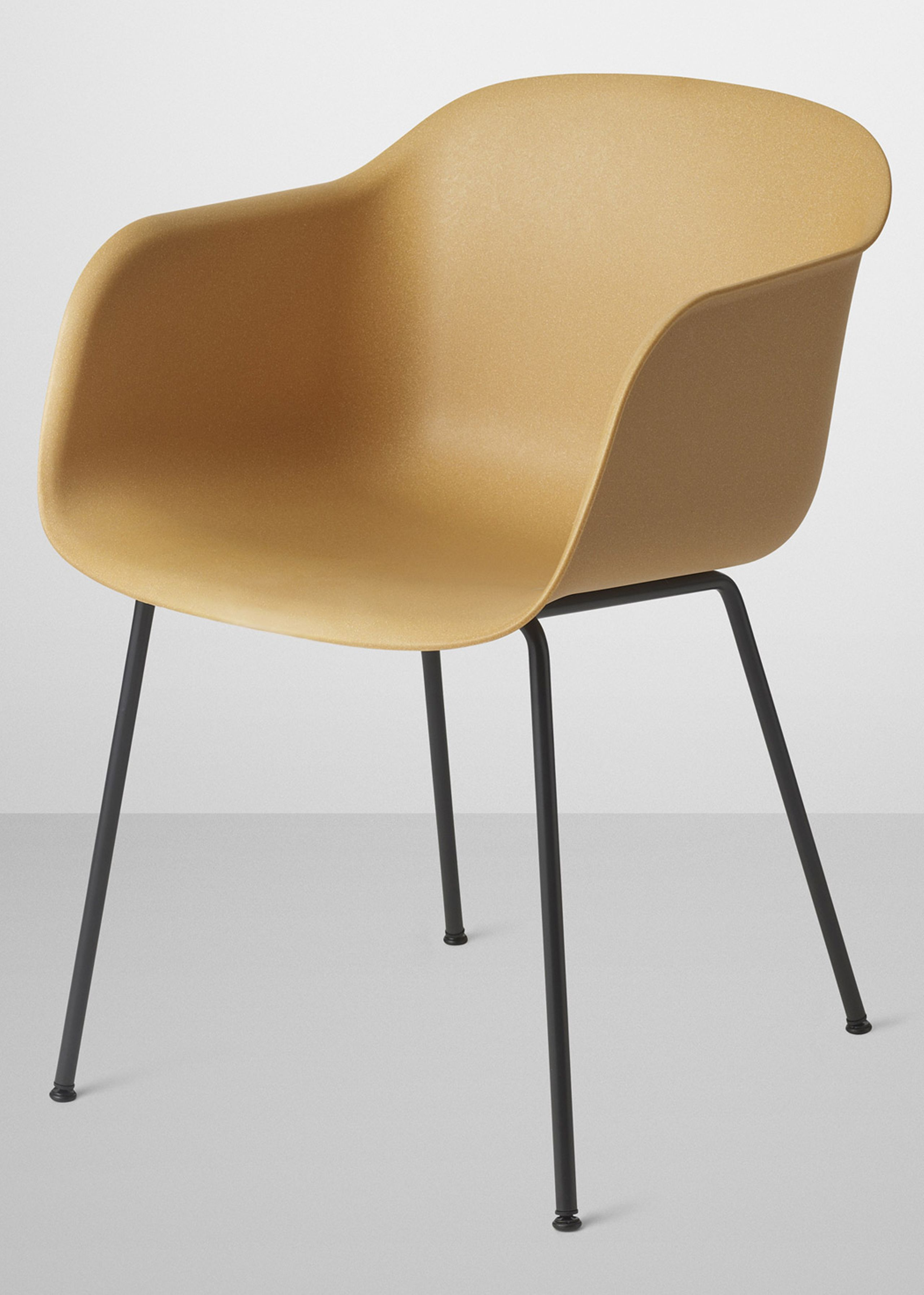 fiber chair tube base chair muuto. Black Bedroom Furniture Sets. Home Design Ideas