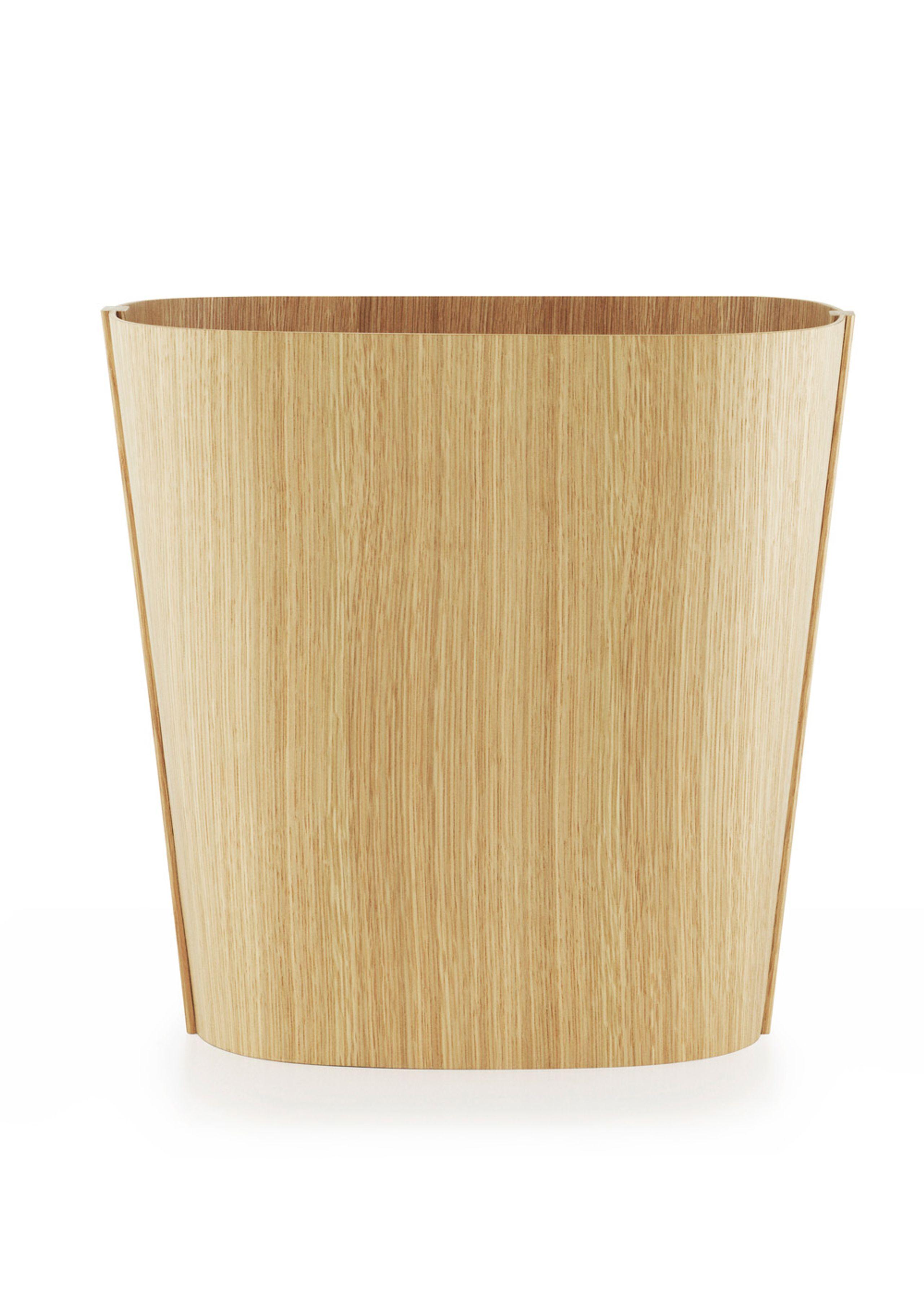 Tales of wood office bin