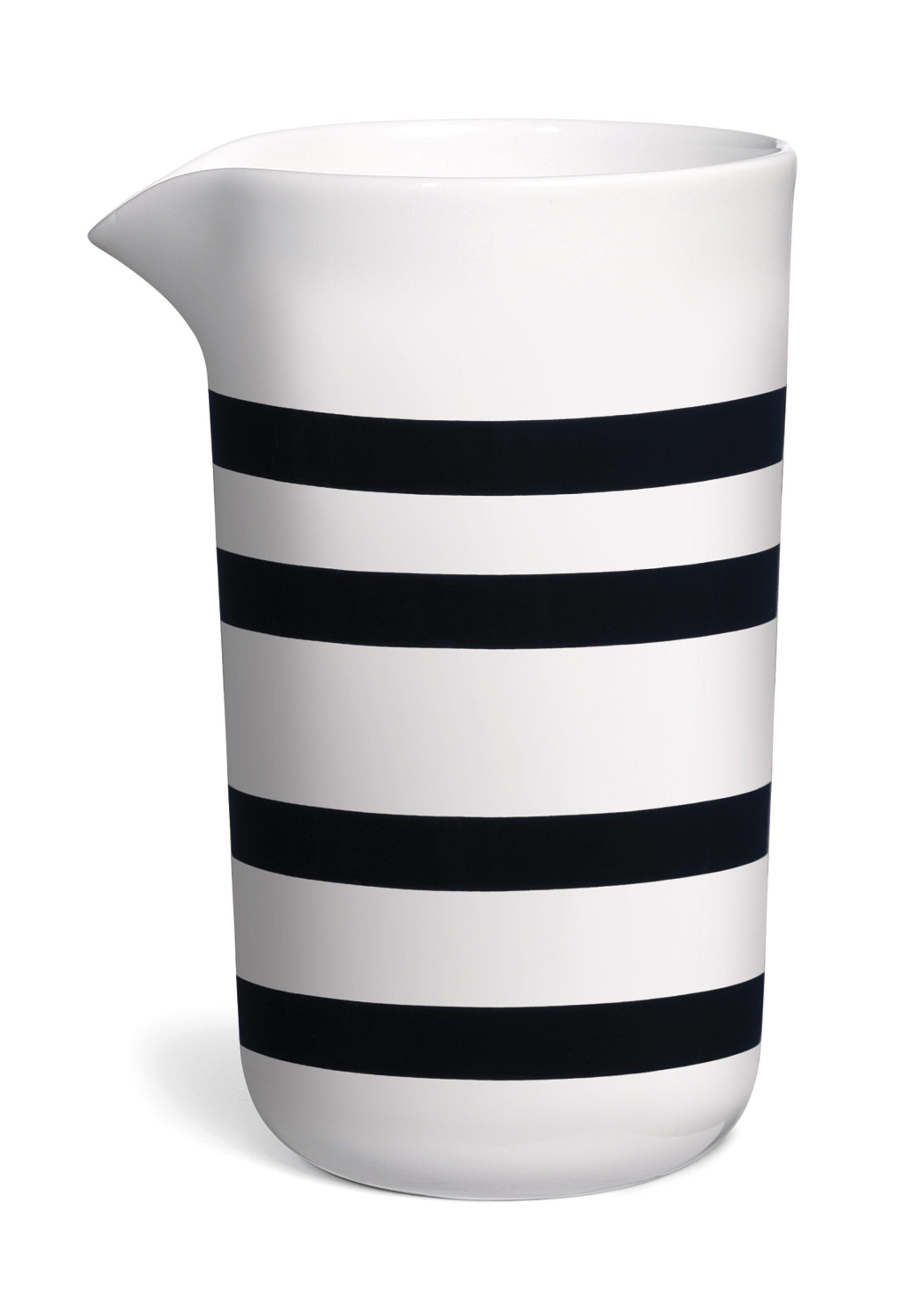 Omaggio mælkekande sortstrib