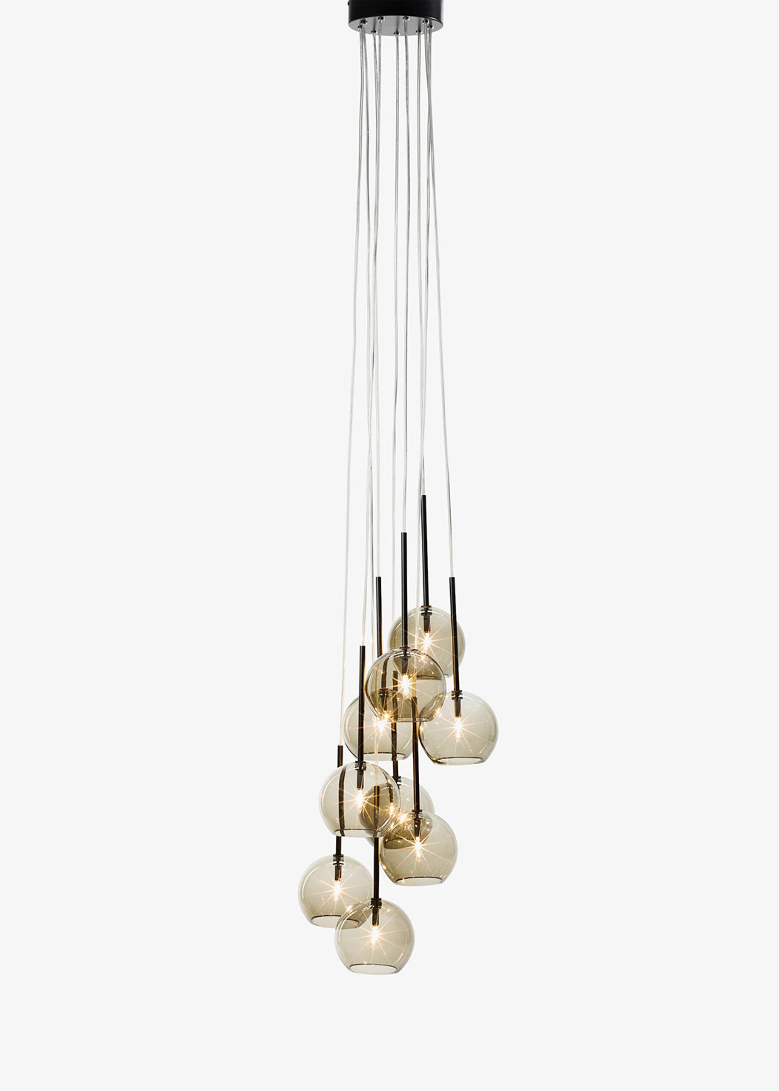 Ice chandelier 9