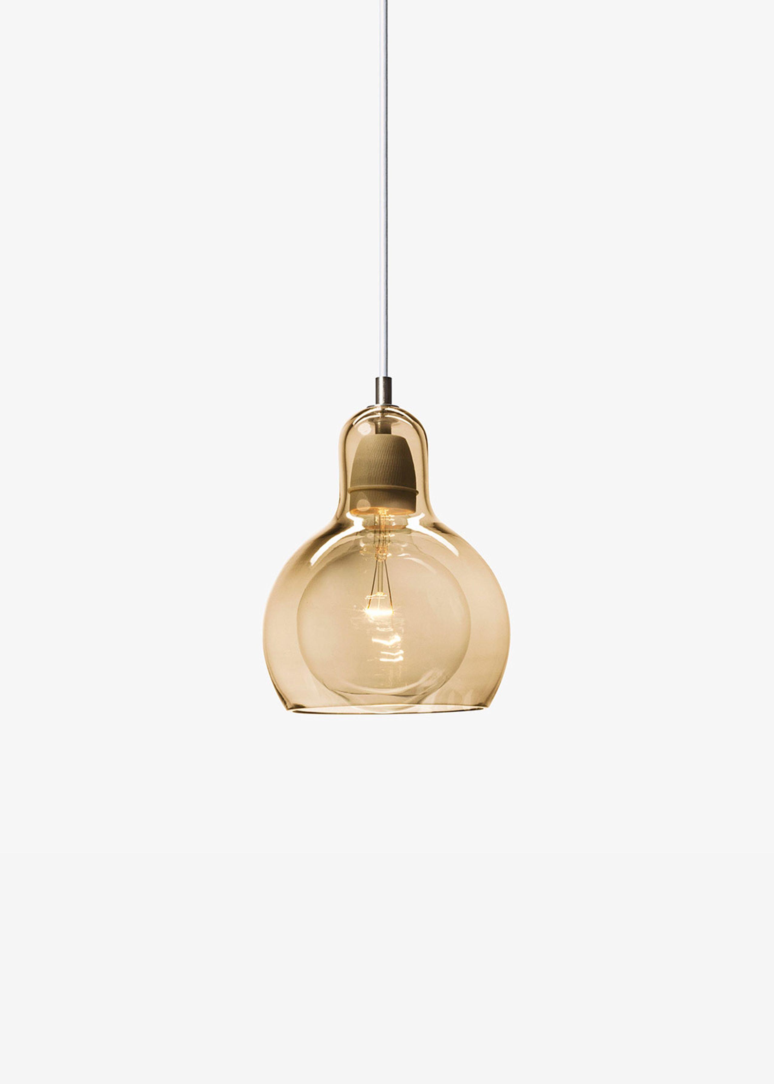 Bulb pendant lamp