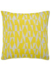 FUSS - Cushion - A3 Pude - Olive Yellow - Olive Yellow
