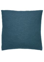 FUSS - Cushion - C14 Pude - Petrol - Petroleum