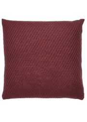 FUSS - Cushion - C16 Pude - Burgundy - Burgundy
