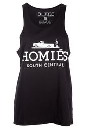 Brian Lichtenberg - Top - Homiés Tank Top - Sort