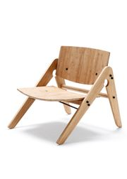 WeDoWood - Chair - Komplett Lounge Chair - Bamboo
