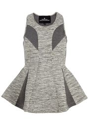 Designers Remix - Top - Tuatop - Grey