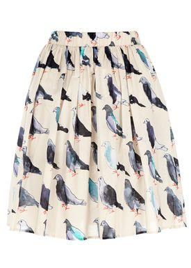 5Preview - Nederdel - Heron Skirt - Print