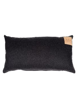 ABA - Design & Lliving - Pude - A Pillow - Antrasitgrå - 40 x 70