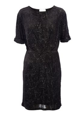 An Ounce - Kjole - Catson Dress - Sort