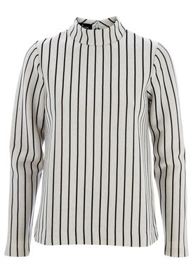 Designers Remix - Blouse - Base Top - Stripe