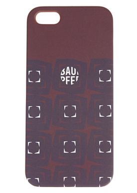 Baum und Pferdgarten - Cover - Lexie Iphone Cover - Burgundy - 5/5S