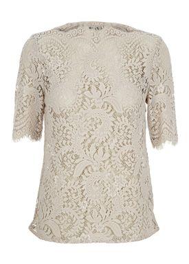 Baum und Pferdgarten - T-shirt - Mahdi - Lys Nude