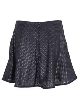 Designers Remix - Nederdel - Blue Skirt - Mørkeblå