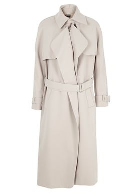 By Malene Birger - Coat - Orietta - Light Beige