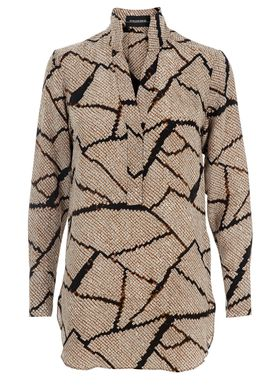 By Malene Birger - Shirt - Jixus - Print