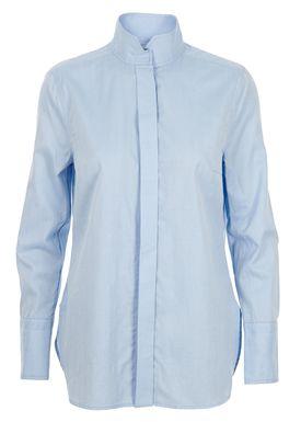 By Malene Birger - Shirt - Leijai - Light Blue