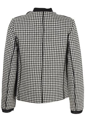Maison Scotch - Cardigan - Checked Blazer  - Tern