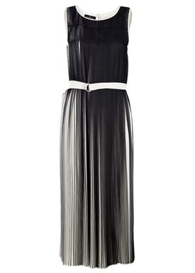 Designers Remix - Dress - Para Dress - Black/White