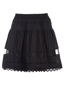 Designers Remix - Skirt - Lay Skirt - Black