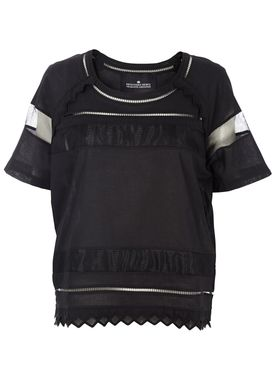 Designers Remix - Top - Lay Top - Black