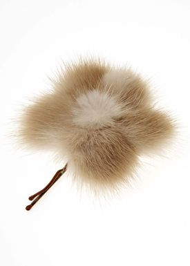 Lille Blomst Hårnål Palmino