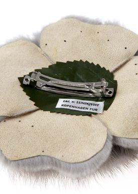Blomst Hårspænde Pearl