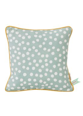 Ferm Living - Cushion - Dots Cushion - Blue