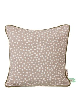 Ferm Living - Cushion - Dots Cushion - Grey