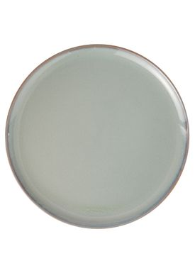 Ferm Living - Plate - Neu Plate - Grey - Large