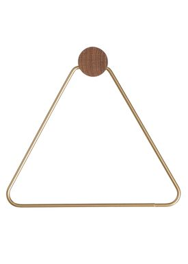 Ferm Living - Toilet Paper Holder - Toilet Paper Holder - Brass