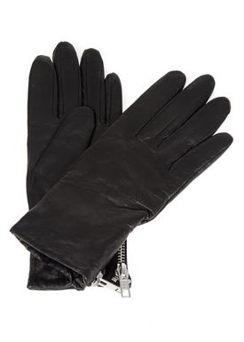 Filippa K - Handsker - Zip Glove - Sort