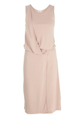 Filippa K - Kjole - Drape Tank Dress - Dusty Pin